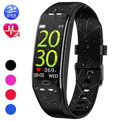 TopBest z21 Fitness Tracker with Heart Rate Monitor