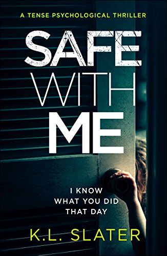 Safe Me tense psychological thriller ebook product image