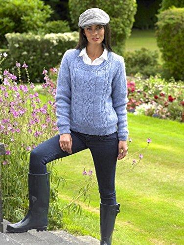 Alpaca Sweater Patterns - 5