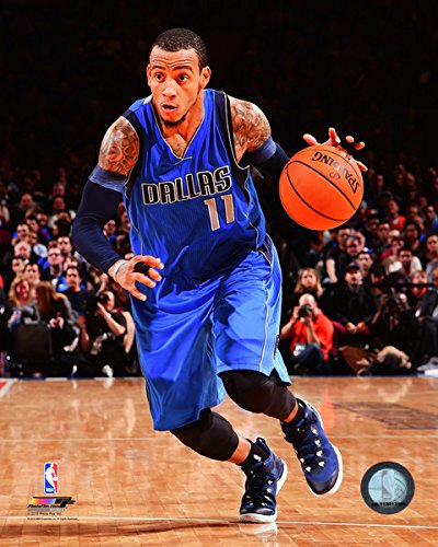 NBA Monta Ellis Dallas Mavericks 2014-2015 Photo (Size: 8