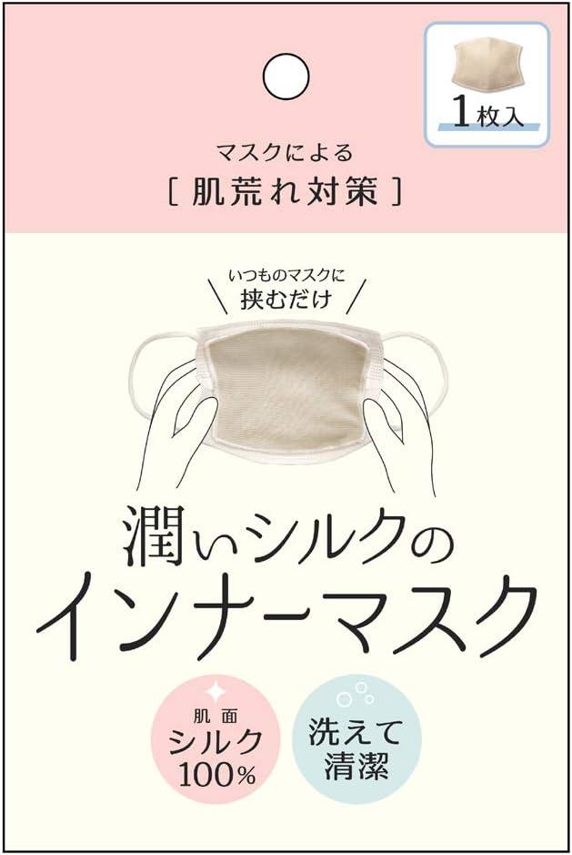アルファックス 潤いシルクのインナーマスク 1枚のサムネイル