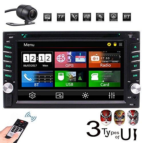 EINCAR Double Din Car Stereo Three Types WinCE UI Car: Amazon.co.uk: Electronics