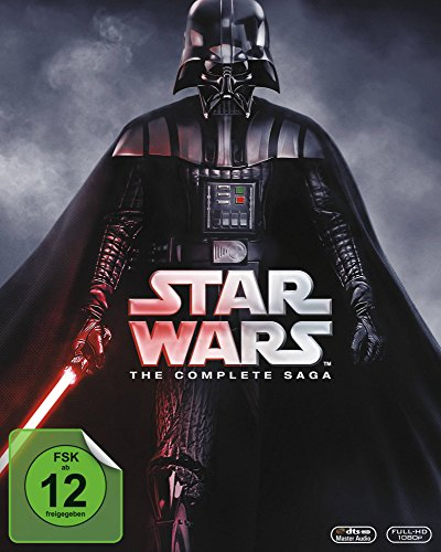 Star Wars - The Complete Saga -
