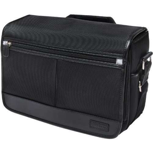 Nikon DSLR Camera/Tablet Messenger Shoulder Bag Case for D4s, Df, D810, D750, D610, D7200, D7100, D5500, D5300, D3300, D3200 by Nikon