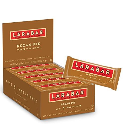 Price comparison product image Larabar Gluten Free Bar,  Pecan Pie,  1.6 oz Bars (16 Count)