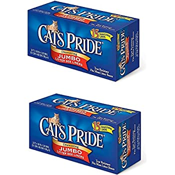 Amazon Com Cat S Pride Drawstring Jumbo Litter Box
