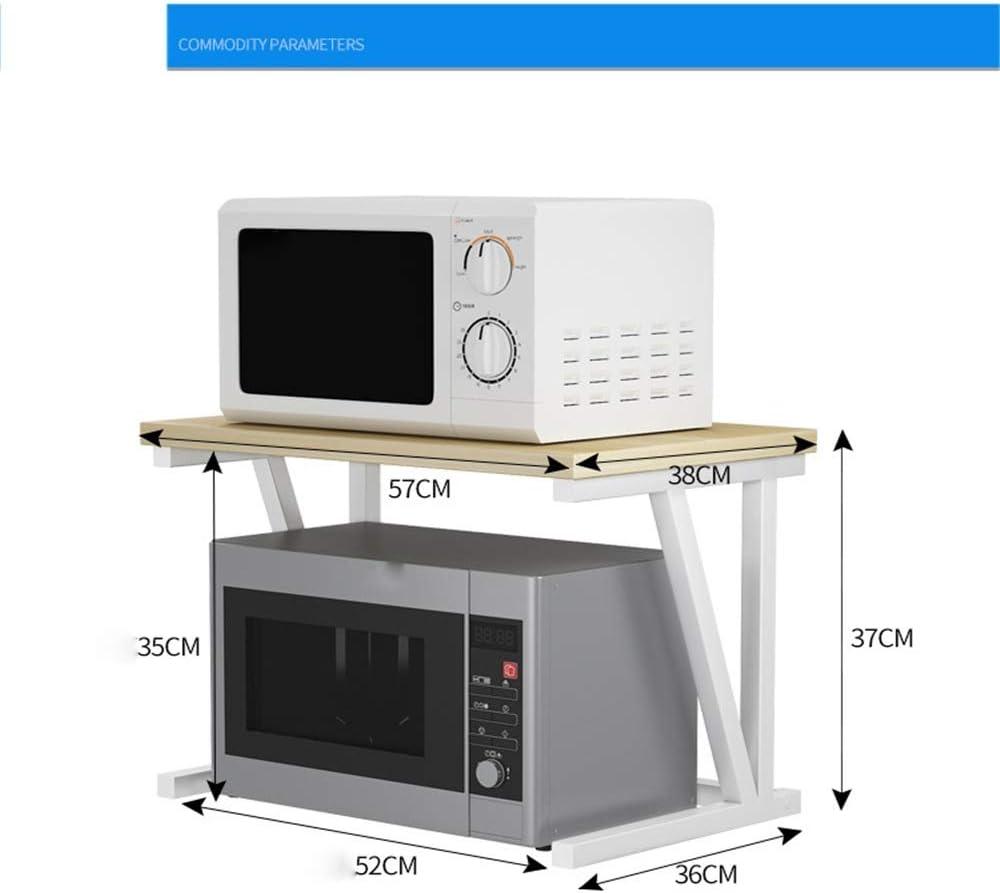 Estante de cocina Rejilla De Horno De Microondas 2 Rejilla De ...