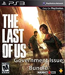 Amazon.com: The Last Of Us Government Issue Bundle - PS3 ...