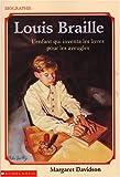 Louis Braille, Margaret Davidson, 0590711105