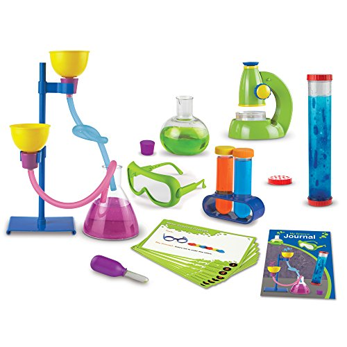rimary Science Deluxe Lab Set, 45 Pieces (Learning Lab)