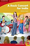 [A Rock Concert for India (Readers for Teens: Beginning)] [Author: Chapin, Patricia] [June, 2009]