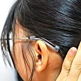 YR Soft Silicone Eyeglasses Temple Tips Sleeve