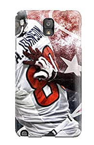 Top Quality Rugged Houston Texans Case Cover For Galaxy Note 3
