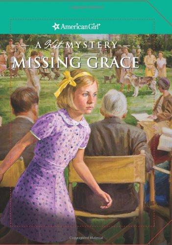 Missing Grace: A Kit Mystery (American Girl Mysteries) PDF
