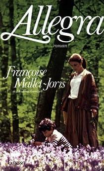 Allegra par Mallet-Joris