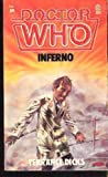 Front cover for the book Doctor Who: Inferno by Terrance Dicks