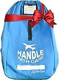 Love Baby Gear Ballistic Nylon Car Seat Travel Bag - Blue