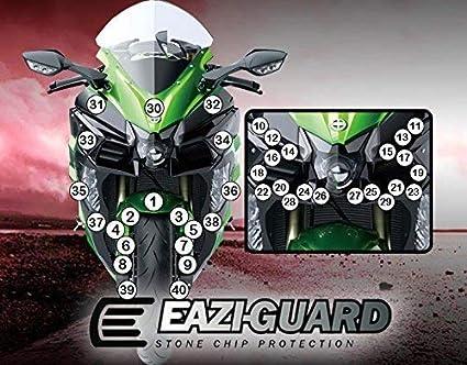eazi-guardTM Protección Antigravilla KAWASAKI NINJA H2 SX ...
