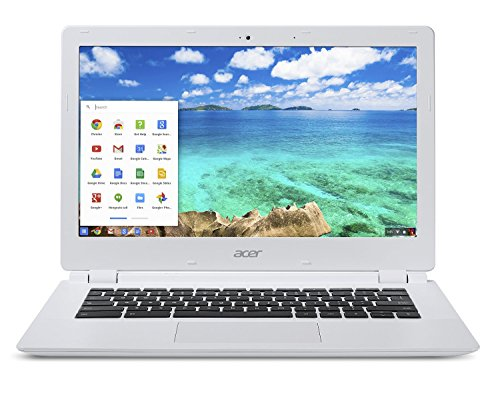 Price comparison product image Acer Chromebook 13 (13.3 inch Full HD 1920 x 1080), Quad-core Processor NVIDIA Tegra K1 2.10 GHz, 4GB Memory, 32GB SSD (Certified Refurbished)