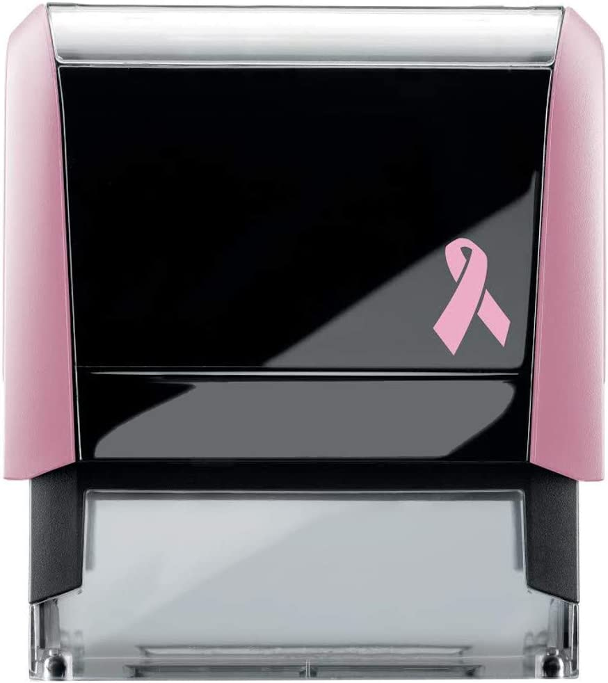 Breast Cancer Awareness Ideal Notary Seal Embosser Virginia