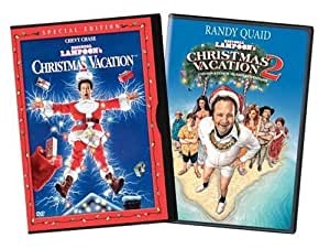 National Lampoon's Christmas Vacation/National Lampoon's Christmas Vacation 2 [Import]