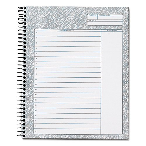 "UPC 809098971564, 63754 TOPS Docket Gold Project Planner - 6.75"" x 8.50"" - Chipboard - White"