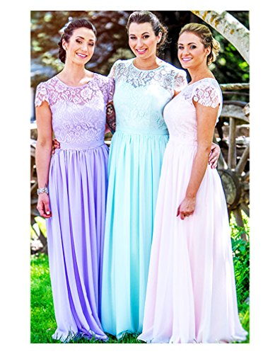 BH058 Bridesmaid of Lace Storm Bride Belle Chiffon Grey Mother Dresses House Gowns The xAwqwT