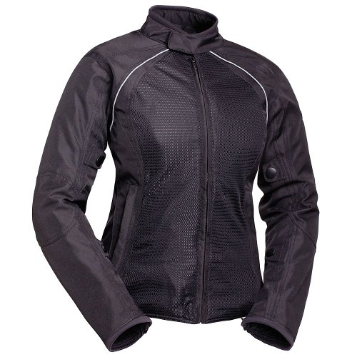 Womens Summer Motorcycle Jacket - 4