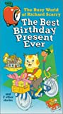 The Busy World of Richard Scarry - The Best Birthday Present Ever [VHS]