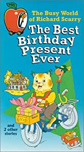 Amazon Com The Busy World Of Richard Scarry The Best