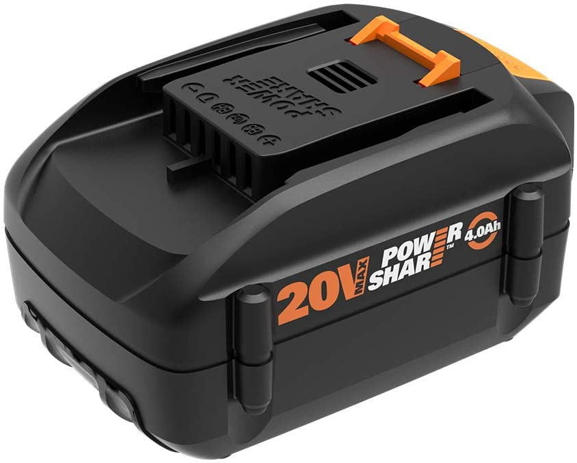 "2x WA3575 2Ah Battery Charger for WORX 20V 12/"" STRING TRIMMER EDGER MINI Mower"