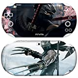 ninja gaiden vita - Skin Decal Sticker For Ps Vita 2000 Series Pop Skin-Ninja Gaiden #01+Screen Protector+Offer Wallpaper Image