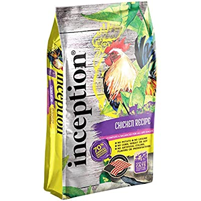 Inception Dry Cat Food Chicken Recipe