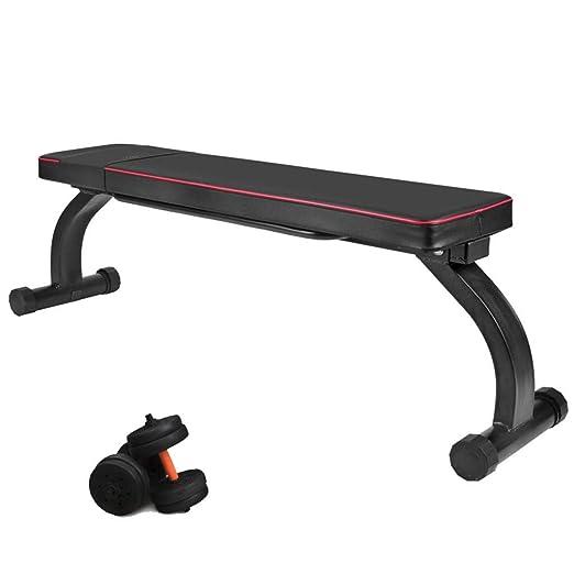 Musculación Fitness y ejercicio Banco de pesas para la casa ...