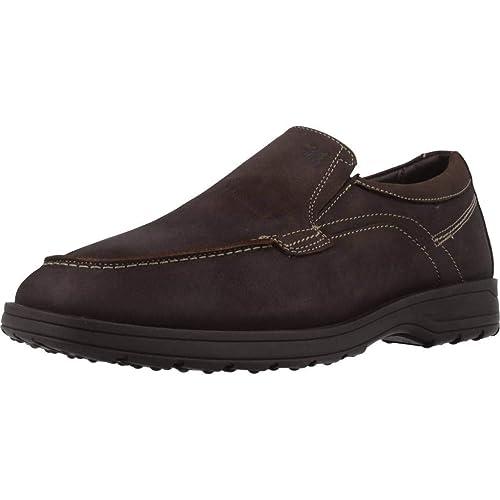 Mocasines para Hombre, Color Negro, Marca 24 HORAS, Modelo Mocasines para Hombre 24 HORAS 10421 Negro: Amazon.es: Zapatos y complementos