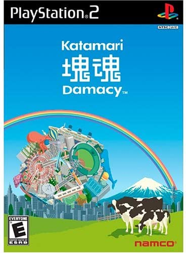 Amazon com: Katamari Damacy - PlayStation 2: Artist Not Provided