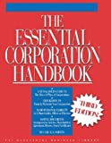 The Essential Corporation Handbook (Psi Successful Business Library)