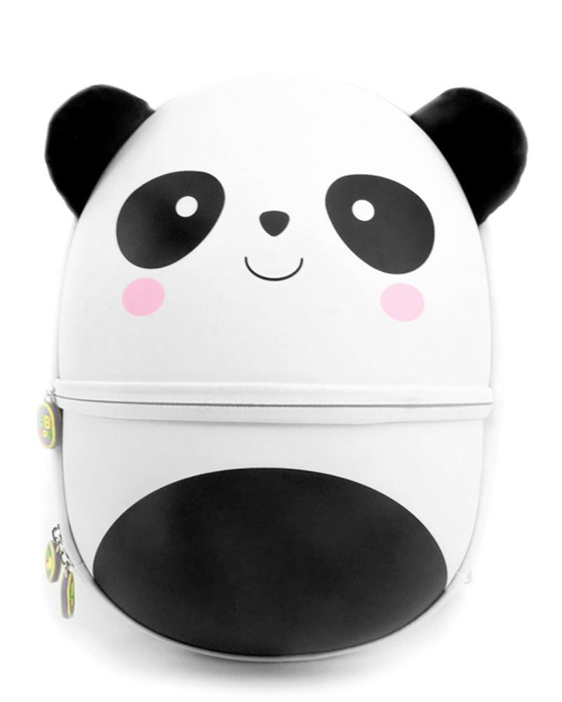 BB Bag: Cute Animal Backpack for Kids with Removable Harness - PANDA