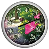 Springfield Precision Hummingbird's Bouquet Thermometer
