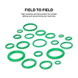 NEIKO 50445A O-Ring Rubber Assortment   SAE and