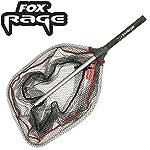 Folding Pike Landing Net Speedflow Fox Range