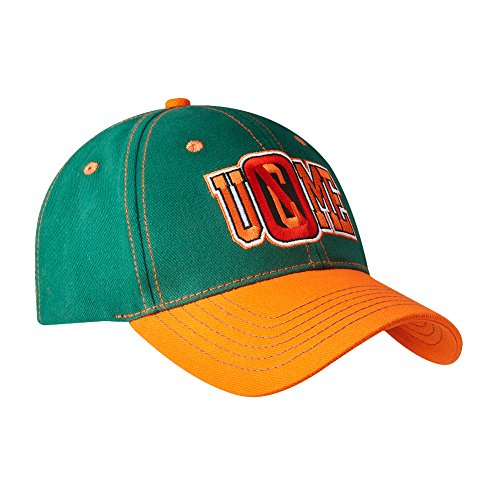 John Cena Green Orange 15x U Cant See Me Baseball Cap Hat by WWE