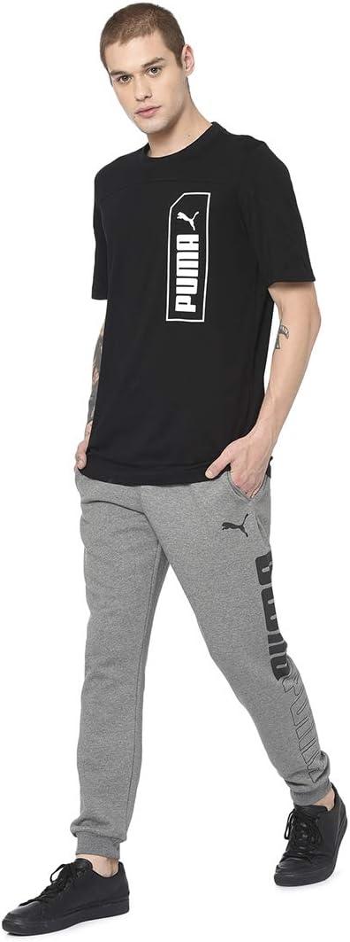 PUMA Mens Nu-tility Tee T-Shirt