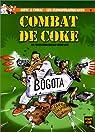 Aspic & comac - Les Flingotrafiquants, tome 2 : Combat de coke par Toto Brothers Company