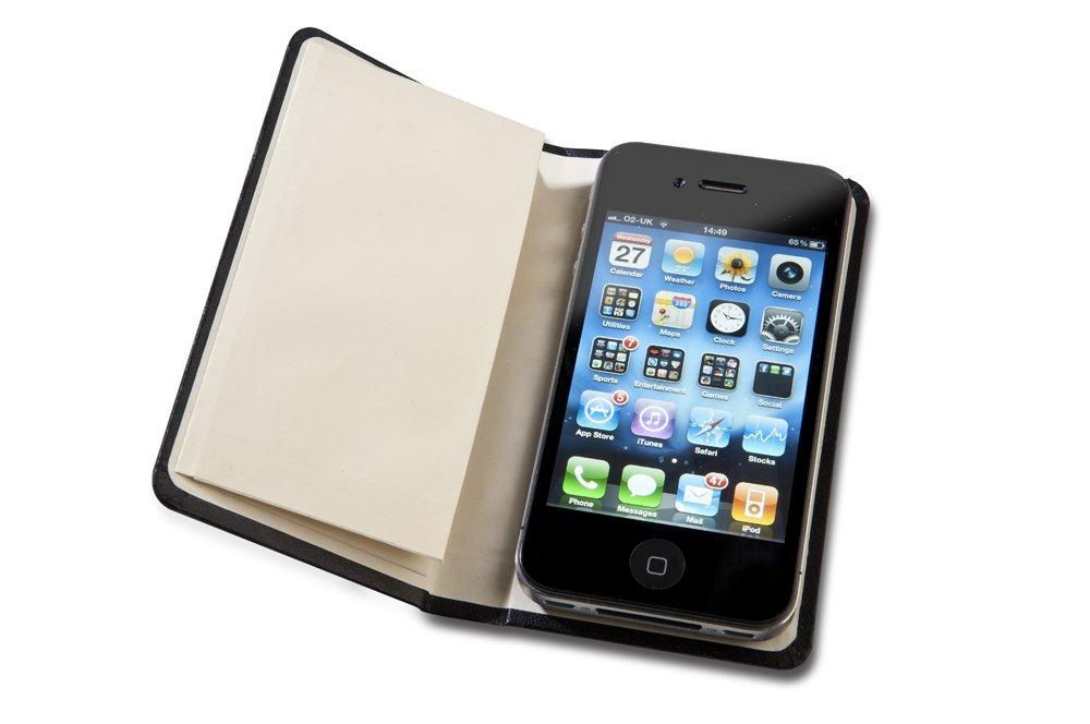 custodia moleskine iphone 5s