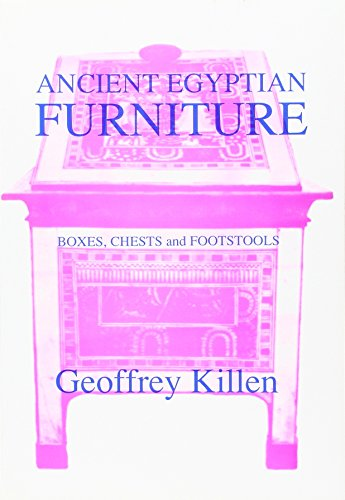Ancient Egyptian Furniture, Volume II (Egyptology (Ancient Egyptian Furniture)