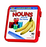PlayMonster Lauri Photo Language Cards - Nouns (Around the Home)