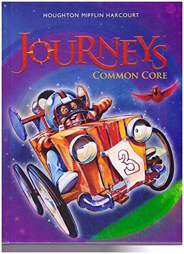 Houghton Mifflin Harcourt Journeys: Student Edition Volume 2 Grade 3 2014 pdf epub