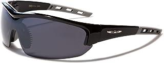X-Loop ® Occhiali da Sole - Occhiali Sportivi / Sci / Ciclismo - UV400 (UVA & UVB) - Limited Edition (Con Custodia - Vault Case) X-Loop ®