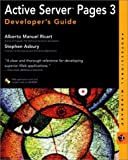 Active Server Pages 3, Alberto Ricart and Stephen Asbury, 0764547151
